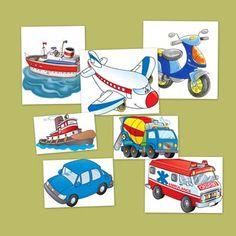Recursos para el aula: Bits de transportes