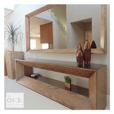 Foyer Design, Home Room Design, Dining Room Design, House Design, Entry Hall Furniture, Home Decor Furniture, Home Entrance Decor, Entryway Decor, Home Living Room
