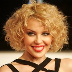 Curly Bob Hair Styles - How to Get the Perfect Curly Bob for Women with Straight and Naturally Curly Hair