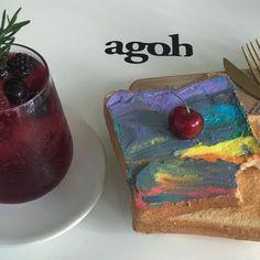 Good Food, Yummy Food, Cafe Food, Aesthetic Food, Food Photo, Food Art, Delish, Food And Drink, Just For You