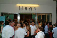 Inauguración tienda Santa Lucia.