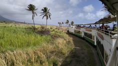From Singing Railroad to Luxury Harbor: St Kitts Nevis Restaurant Week Day 2