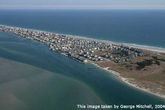 Topsail Island Beach NC