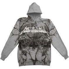 Metallica - Hooded Sweatshirts - Band $59.95 - I like it!