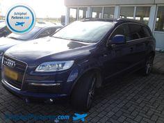 Schiphol Parkeren. Ook voor uw Audi Q7. Snel, vertrouwd en goedkoop parkeren bij Schiphol. Check: http://www.schipholparkeren.com