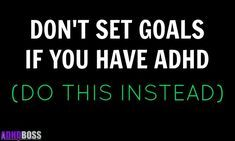 YES! THIS! I don't do goals well. This makes much more sense to me!