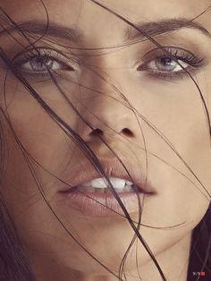 Adriana Lima by Koray Birand for Vogue Turkey May 2014