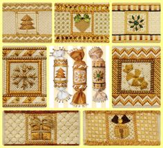Melissa Shirley Golden Crackers Club | http://www.annieandco.com/products/golden-crackers-stitching-club