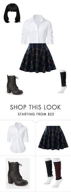 """""""Untitled #308"""" by jarana-okt-talisan ❤ liked on Polyvore featuring Steffen Schraut, Chicwish, Soda and UNIONBAY"""