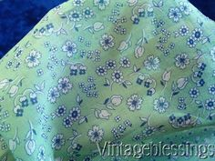 SALE! Doll Dressing Vintage 20-40s Thin Breezy Sheer Cotton Fabric