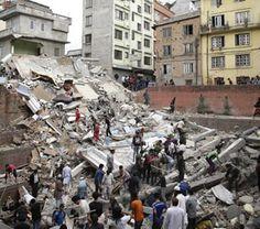 Nepal: Please donate