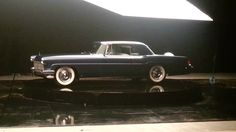 Elizabeth Taylor's 1956 Mark II Lincoln for the new Lincoln MKZ Commercial