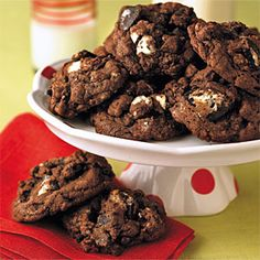 Best Cookies Recipes: Chunky Chocolate Gobs Cookies Recipes Southern Living 70 Best Cookies