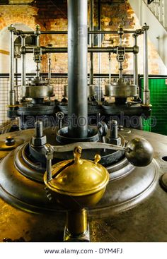 Crofton Steam Beam Engine Stock Photo, Picture And Royalty Free Image. Pic. 68669430