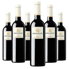 Baron de Ley Reserva Rioja 2008, 6 x 75cl Case