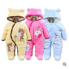 Online Shop 2014 cartoon animal style cotton-padded baby's and girls romper baby Ladybug and cows warm jumpsuit autumn and winter clothing|Aliexpress Mobile