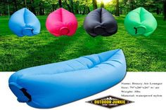 Breezy Air Lounger