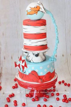 Cake Designs Debbie Drive Montgomery Al : Ash baby shower on Pinterest Dr. Seuss, Dr Suess and ...