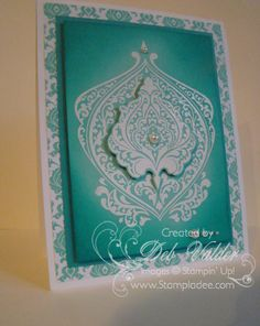 Beautifully Baroque with Deb Valder by djlab - Cards and Paper Crafts at Splitcoaststampers