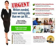 Wanted Writers Online: Big companies looking for qualified individuals to help out with writing. Movie Scripts, Writing Jobs, Article Writing, Job S, Guide, Read More, Make Money Online, Shopping, Writers
