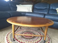 Beautiful, Iconic Coffee Table By Lane. It Is The Acclaimed Line And  Features A