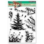 Penny Black - Clear Stamp - Woodland Beauty