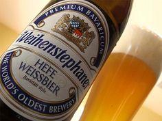 ! I´ve already drank this beer ! [Weihenstephaner Hefe Weissbier - German Weizen - 5.4%abv]