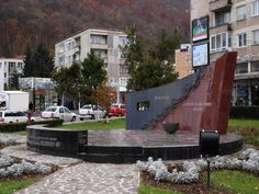Braşov monument to anti-communist fighters, Travel Directions, Travel Abroad, Walking Tour, Brasov Romania, Tour Guide, Tours, Mansions, House Styles, City