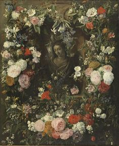 File:Nicolaes van Verendael - Garland surrounding the Virgin Mary.jpg