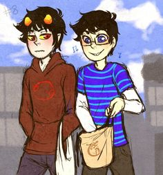 Homestuck john not a homosexual relationship