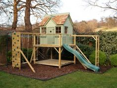 A playhouse. Best toy I ever had as a kid