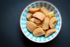 Cardamom & Ginger Poached Quince Recipe