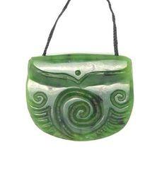 Genuine NZ Greenstone Koru Bag Necklace  http://www.shopenzed.com/genuine-nz-greenstone-koru-bag-necklace-xidp616690.html