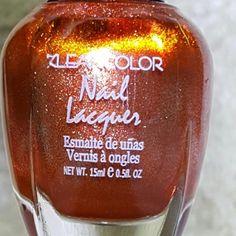 Metallic Orange