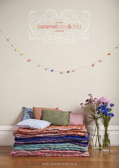 Caramel baby launch Home Collection!
