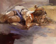 By Christine Comyn #gallery #artist #art