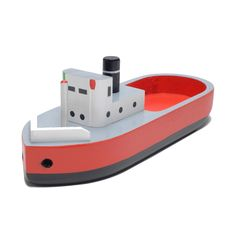 Take a look at this Harbour Tugboat on Monapart Living today!