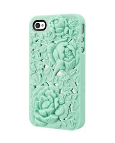 If i were a girl...i would buy this iPhone Case. Blossom for iPhone 4S $35