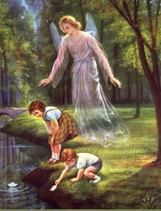 Watching over them (1) From: Cottage Blessings, please visit