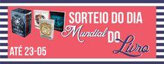 LiteRata: Sorteio Dia Mundial do Livro