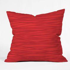 Khristian A Howell Rendezvous 9 Indoor/Outdoor Throw Pillow