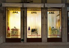 Fly London | New pop-up store in Guimarães at www.portugalbrands.com/blog