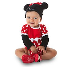 Minnie Mouse Disney Cuddly Bodysuit Collection