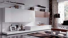idée de meuble TV Design Moderne, Decoration, Armoire, Saint Joseph, Hui, Modern Lounge, Fotografia, Tv Unit Design, Tv Storage