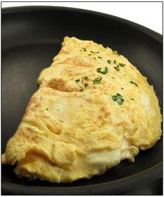 Omelet met italiaanse kazen - Meersmaak !