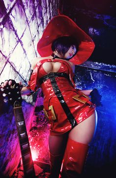 ☆ #CosplayStyle ☆ I-NO from GUILTY GEAR XX by Arisa (亞里莎)