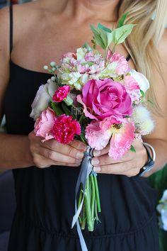 bukieciki kwiatów sztucznych od tendom