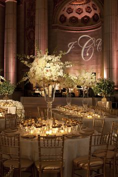 Washington D.C. Wedding from Patricia Lyons + A. Dominick Events