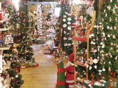 Weston Christmas Shop, Weston, Vermont