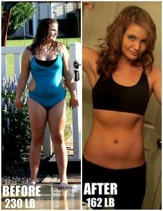 Getting in shape and losing weight is very easy now!